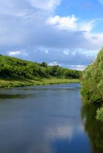 Река Дон, автор фото Александр Шмелёв