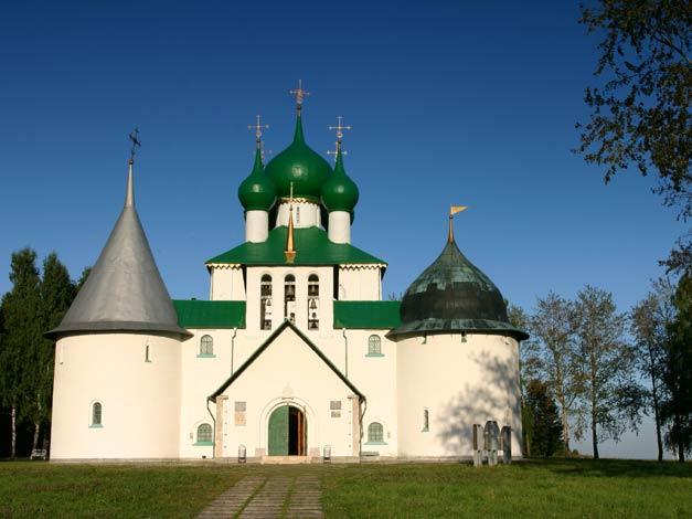 Храм Преподобного Сергия Радонежского на Красном Холме, Куликово поле