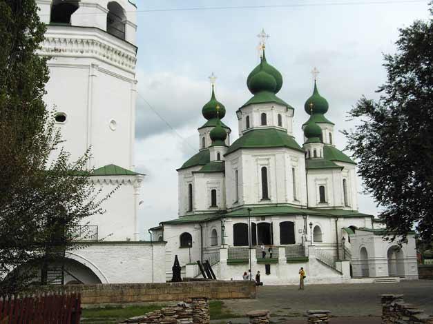 Собор в станице Старочеркассой
