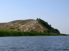 Река битюг меловая гора в низовьях