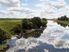 Река красивая меча ниже г ефремов