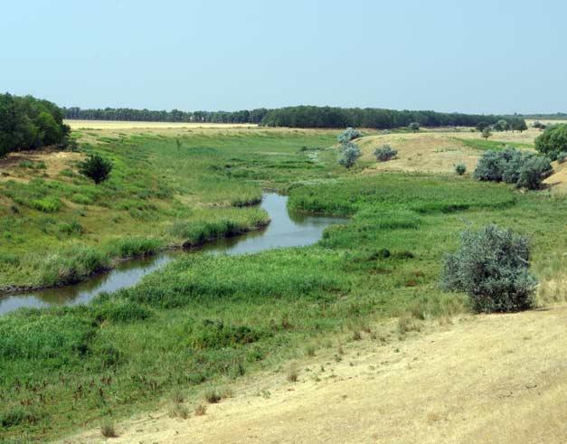 Долина реки Сал