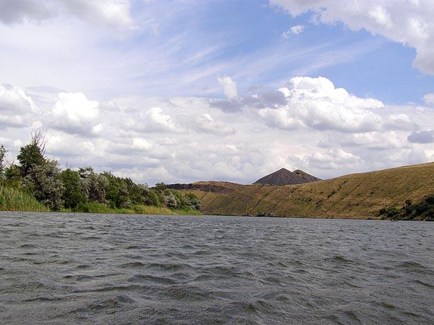 «Река Северский Донец»