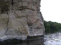 Увеличить фото: на реке