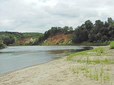 Слияние - устье реки Савала, приток Хопра
