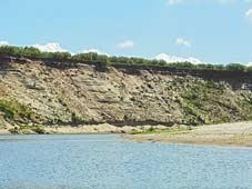 Песчаные берега Хопра